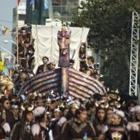 Et verdensberømt karneval