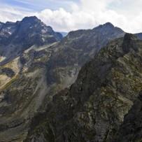 Hvordan bjerge skabes