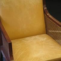 Pas godt på de fine lædermøbler