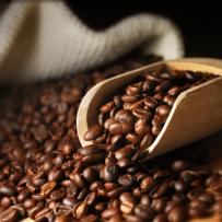 Få en dejlig kop kaffe