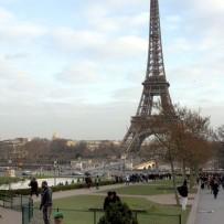 Nyd Paris med kæresten