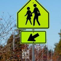 Pas på børn i trafikken