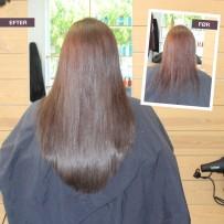 Få smukt langt hår med extensions