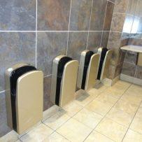 Den hygiejniske løsning til badeværelset