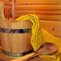 Indret din helt egen sauna